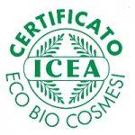 ICEA biotermék tanúsítvány