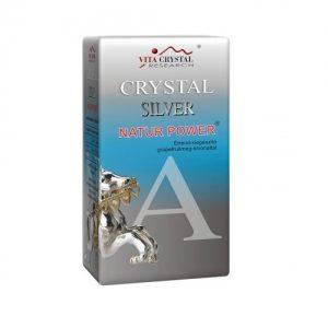 Crystal Silever ezüst kolloid oldat 200 ml