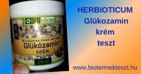 Herbioticum Glükozamin krém izom- és ízületi fájdalmakra