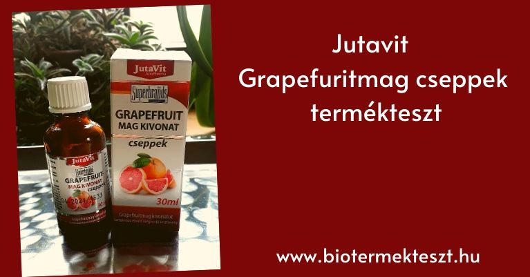 Jutavit Grapefruitmag cseppek