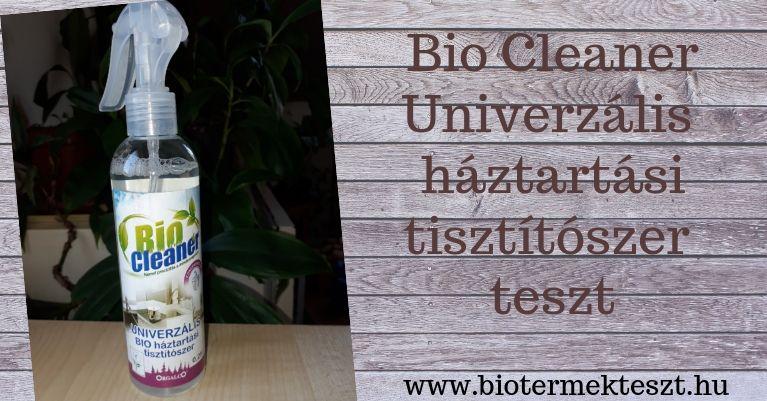 Bio Cleaner Univerzális háztartási tisztítószer